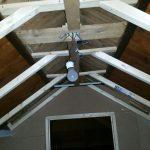 1e balkjes plaatsen voor plafond
